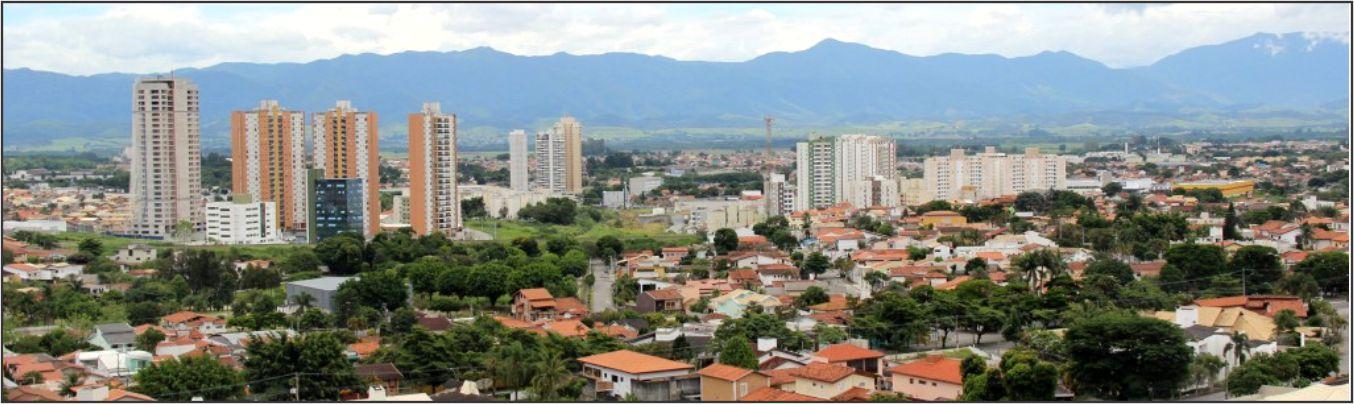 Vista da Cidade de Taubaté