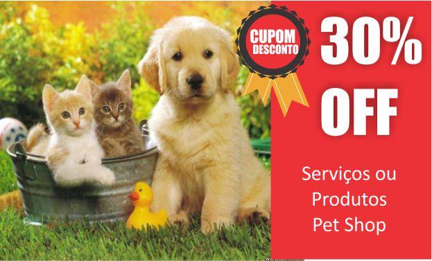 Pet Care Pet Shop - Desconto em produtos e serviços