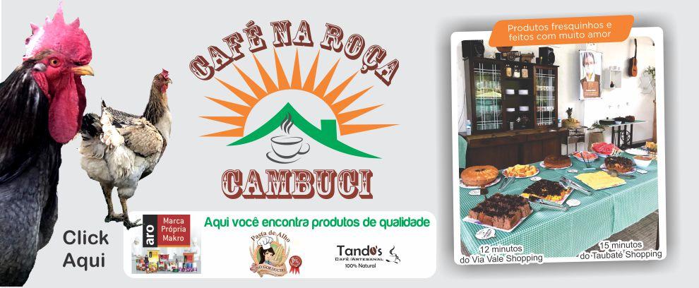 Café na Roça Cambuci